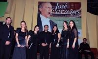 José Carreras en el Anfiteatro Cocomarola