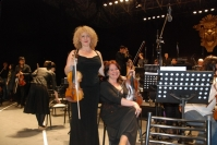 Mtra Andrea Fusco en el ensayo del Coro de la UNNE